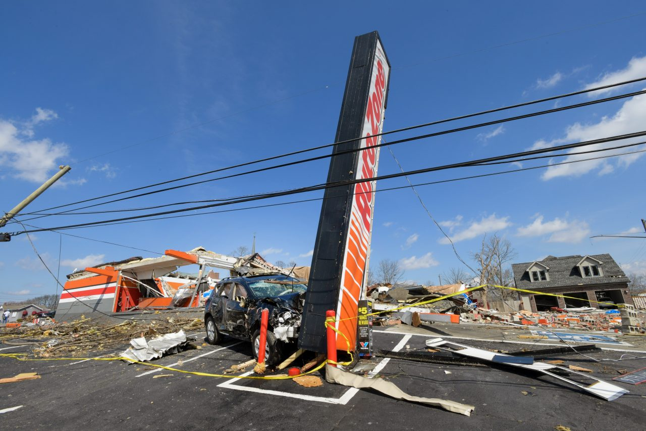 Tennessee Marks First Anniversary of Deadly 2020 Tornadoes