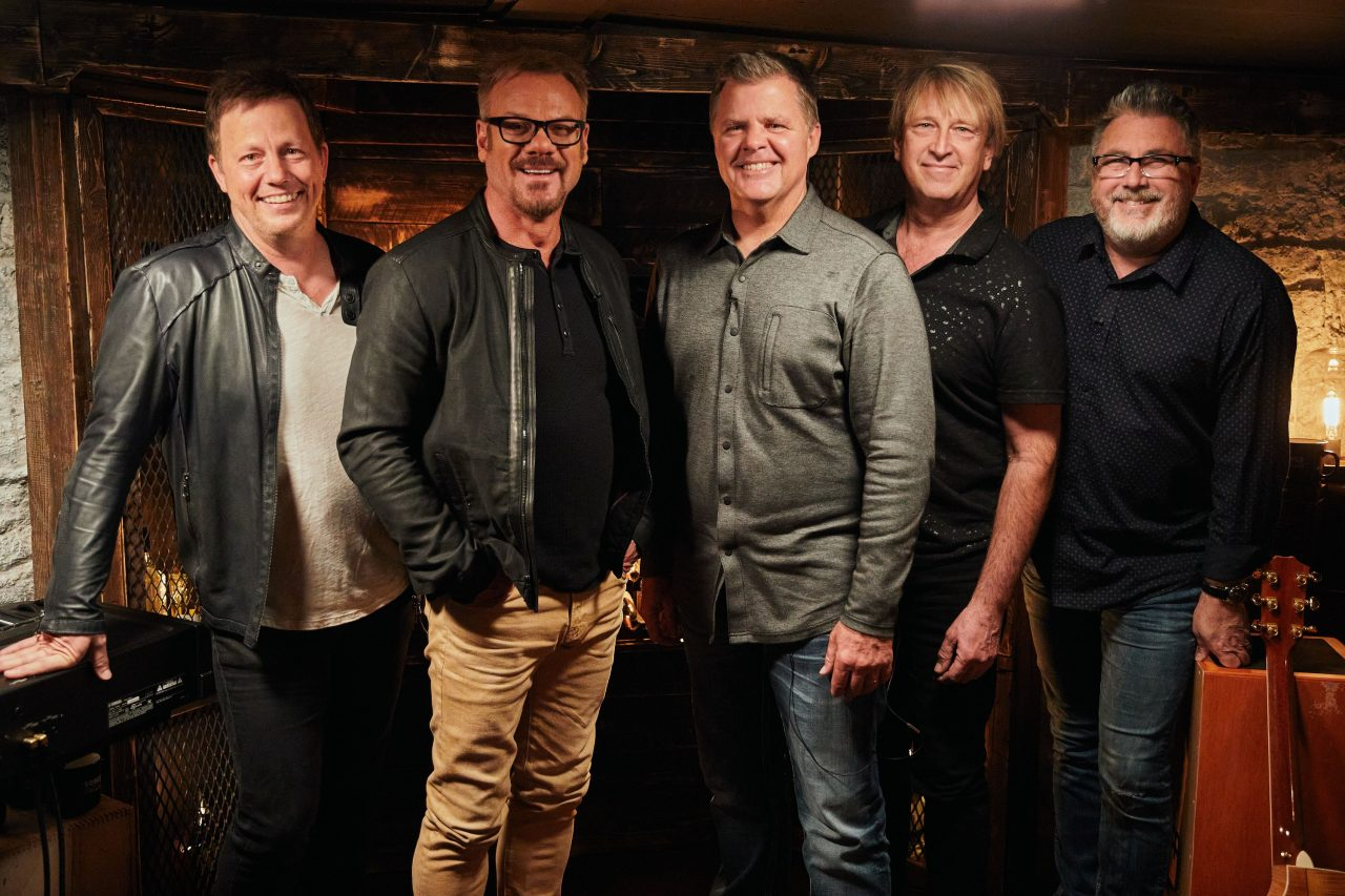 Exclusive: Watch Lonestar Reunite To Perform 'Amazed' On Phil Vassar's 'Songs From The Cellar'