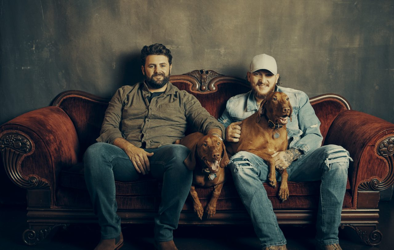 Pryor & Lee Release Heartwarming New Song, 'Good Ol' Dogs and God'