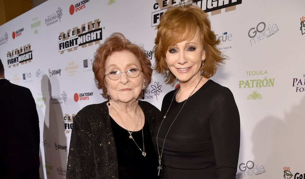 Reba Honors Late Mother On One Year Anniversary of Her Passing