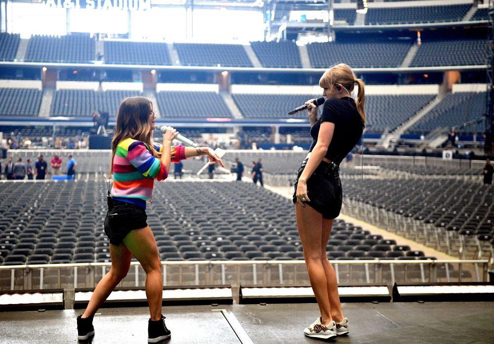Taylor Swift Enlists Maren Morris for Gentle 'You All Over Me'