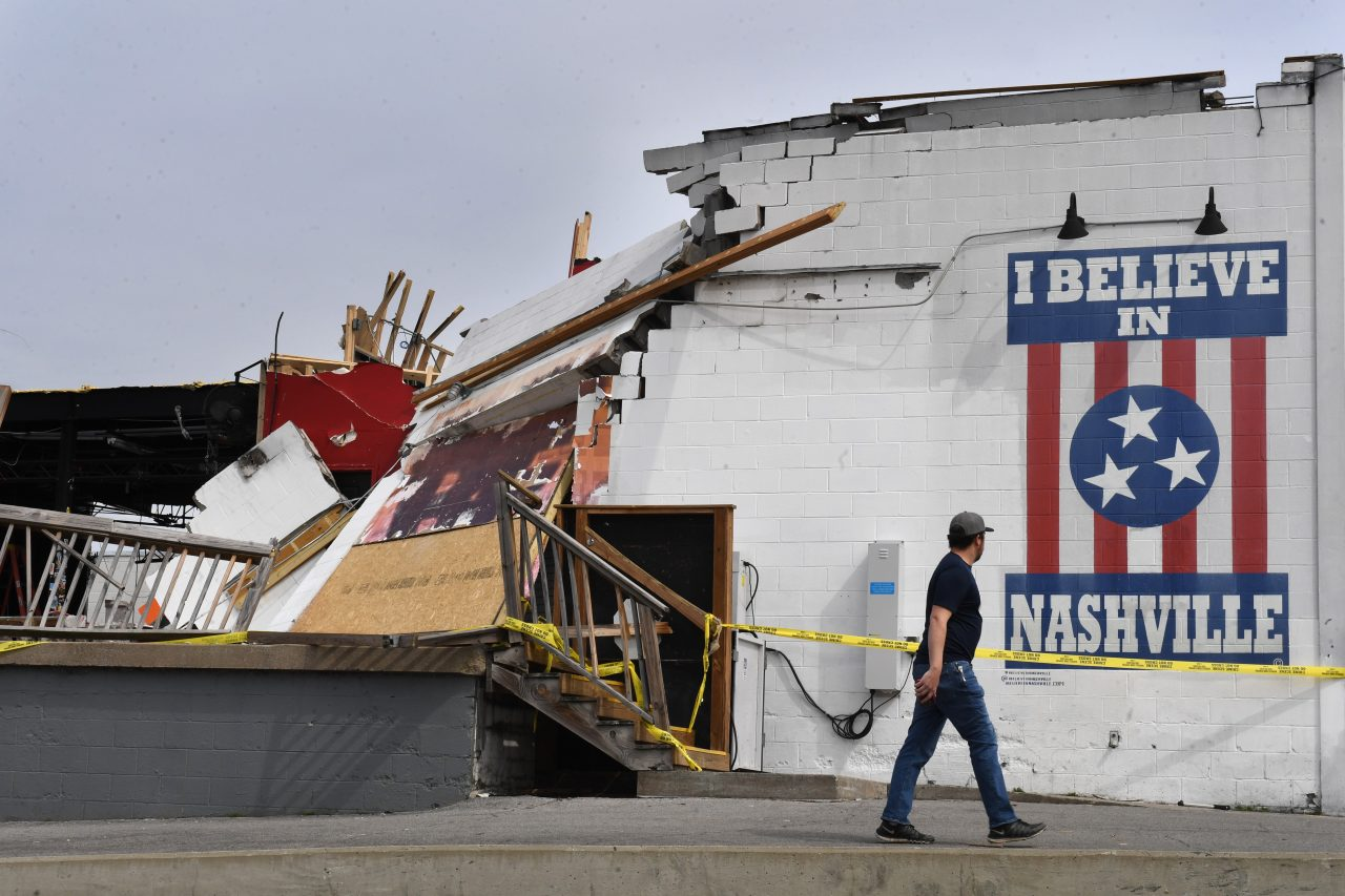 Nashville's The Basement East Reopens One Year After Tornado