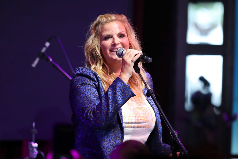 Trisha Yearwood Tests Negative For COVID, Reveals Cover of New Cookbook