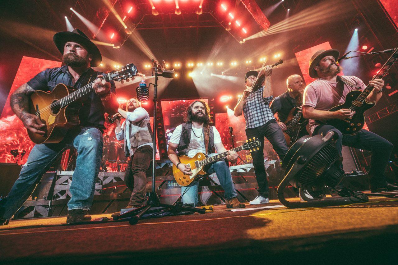 Zac Brown Band Announces Livestream Concert Event