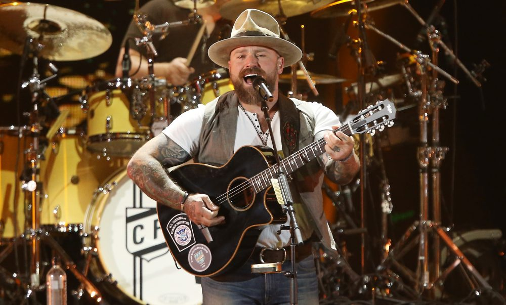 Zac Brown Takes Part in 'I Know What Love Is' Benefit Collab