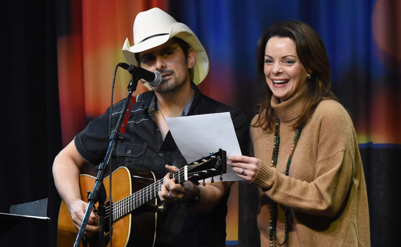 Brad Paisley and Wife Kimberly Look Back on 18 Years of Marriage