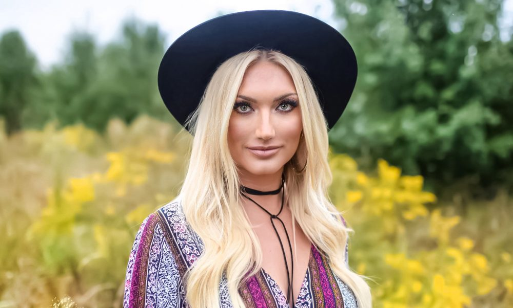 Reality TV Star Brooke Hogan Goes Country With 'Love People'