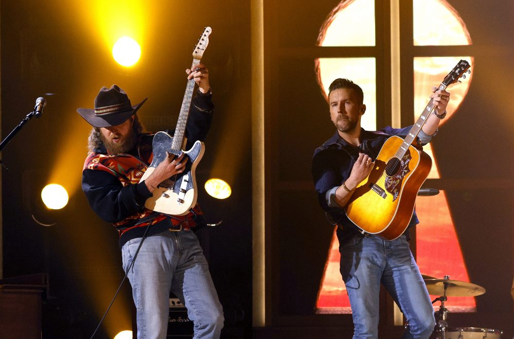 Brothers Osborne Confess 'I'm Not For Everyone' at ACM Awards