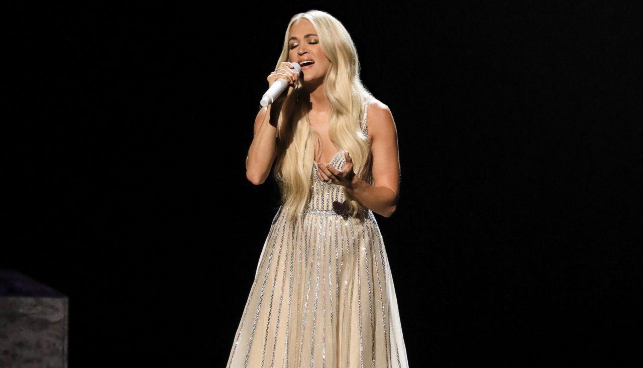 Carrie Underwood Talks Las Vegas Residency on 'Today'