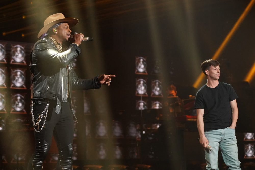 Jimmie Allen & American Idol's Cecil Ray Perform 'Freedom Was a Highway'