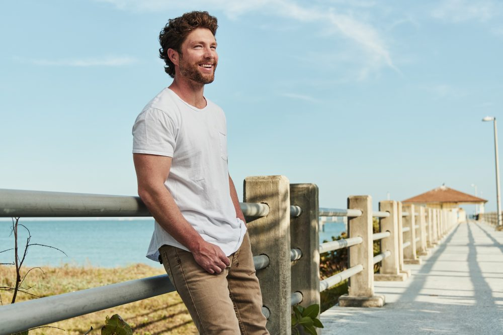 Chris Lane Tributes Newborn Son With 'Ain't Even Met You Yet'