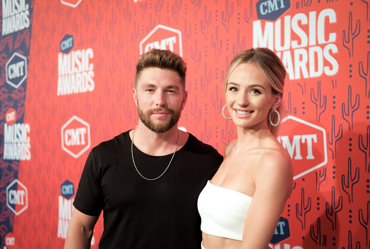 Chris Lane Wants to Name His Soon-to-Arrive Son 'Rambo'