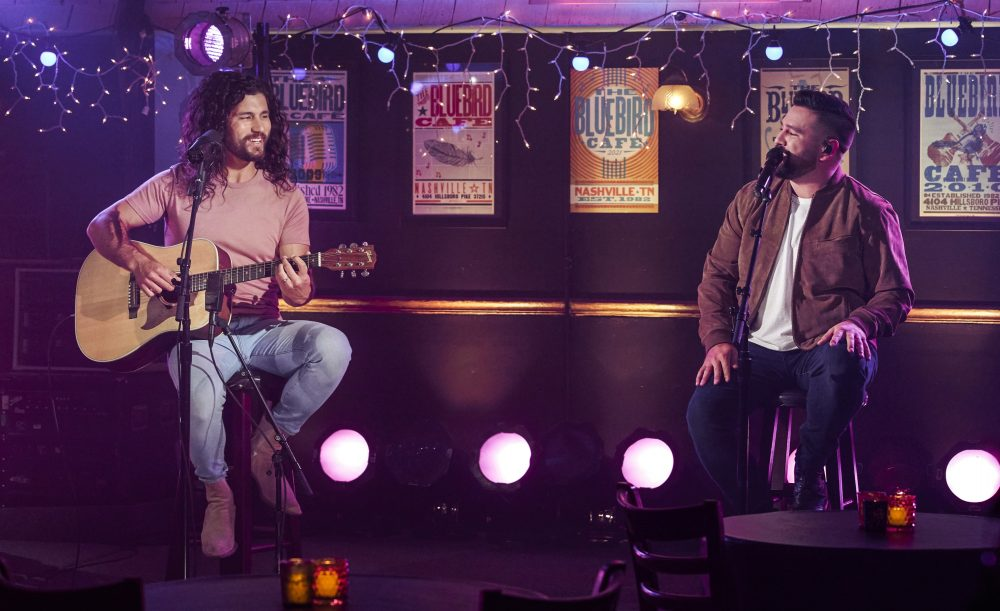 Dan + Shay Perform Tranquil Rendition of 'Glad You Exist' at ACM Awards