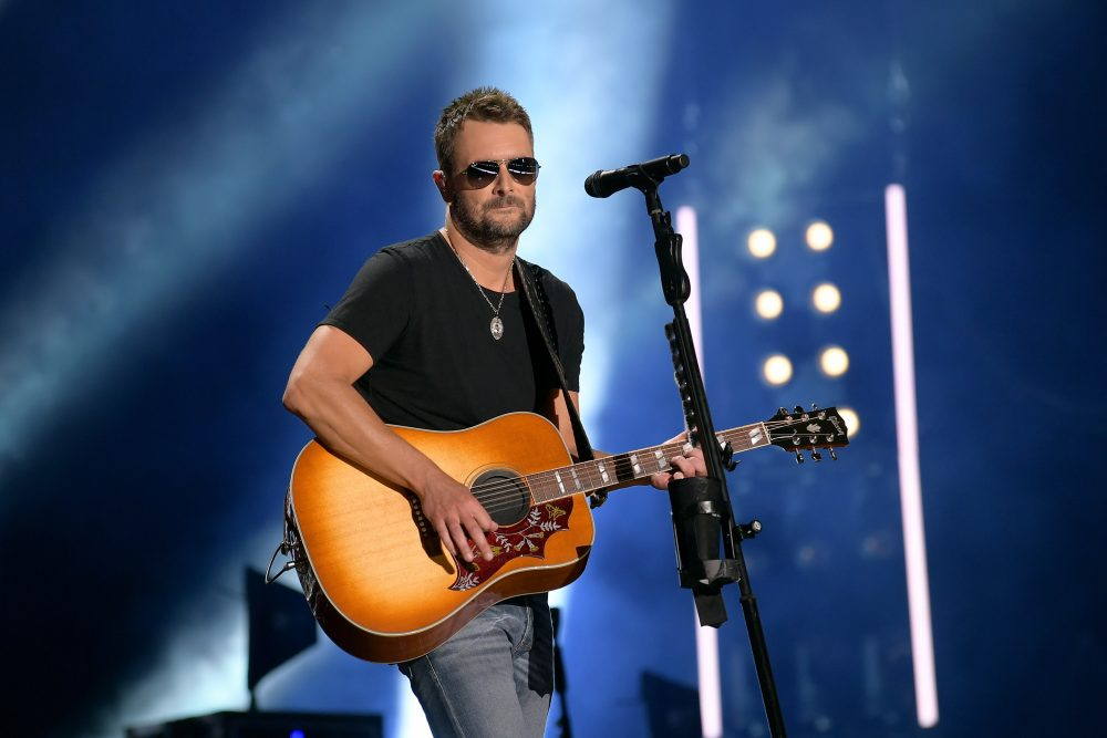 Eric Church Announces 2021 The Gather Again Tour