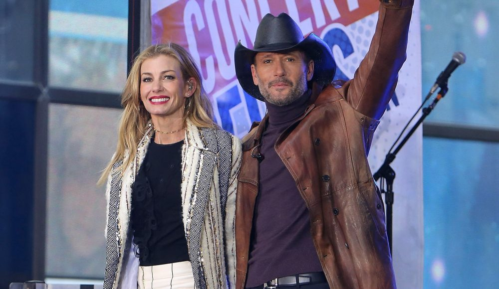 Tim McGraw and Faith Hill's Daughter Gracie Honors Them With Tattoo