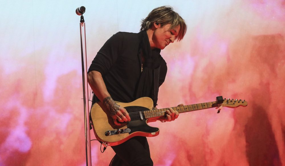 Keith Urban Reveals Rescheduled Dates for Las Vegas Residency