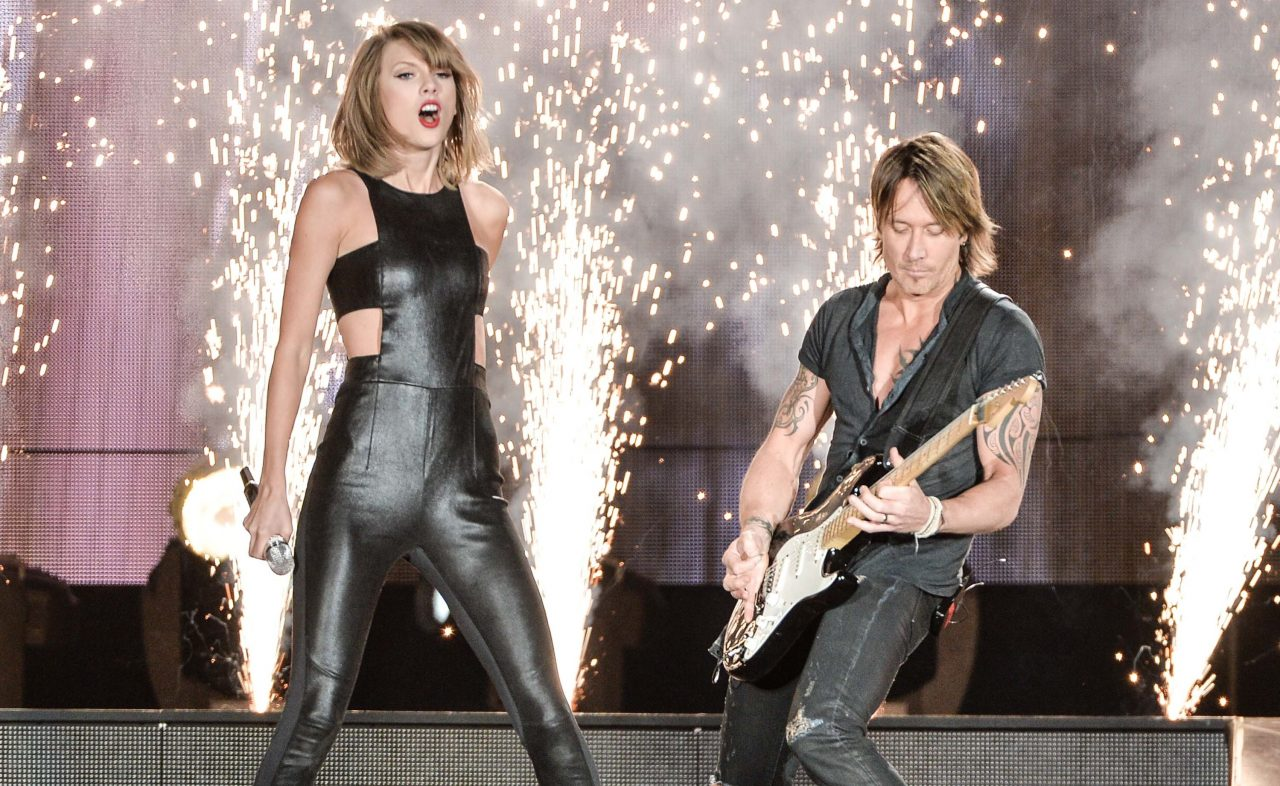 Is Keith Urban Featured on Taylor Swift's 'Fearless (Taylor's Version)'?