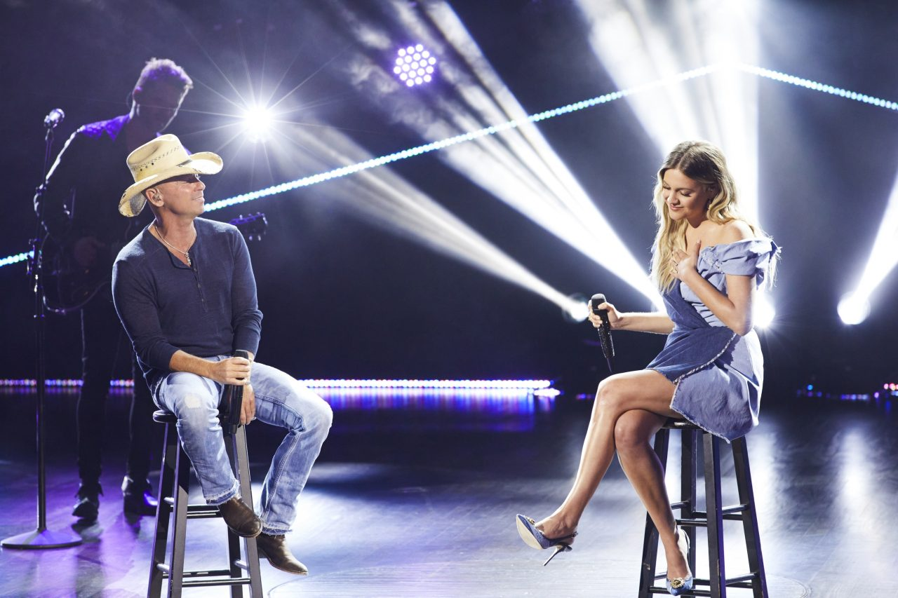 Kelsea Ballerini and Kenny Chesney Send 'Half of My Hometown' To Country Radio