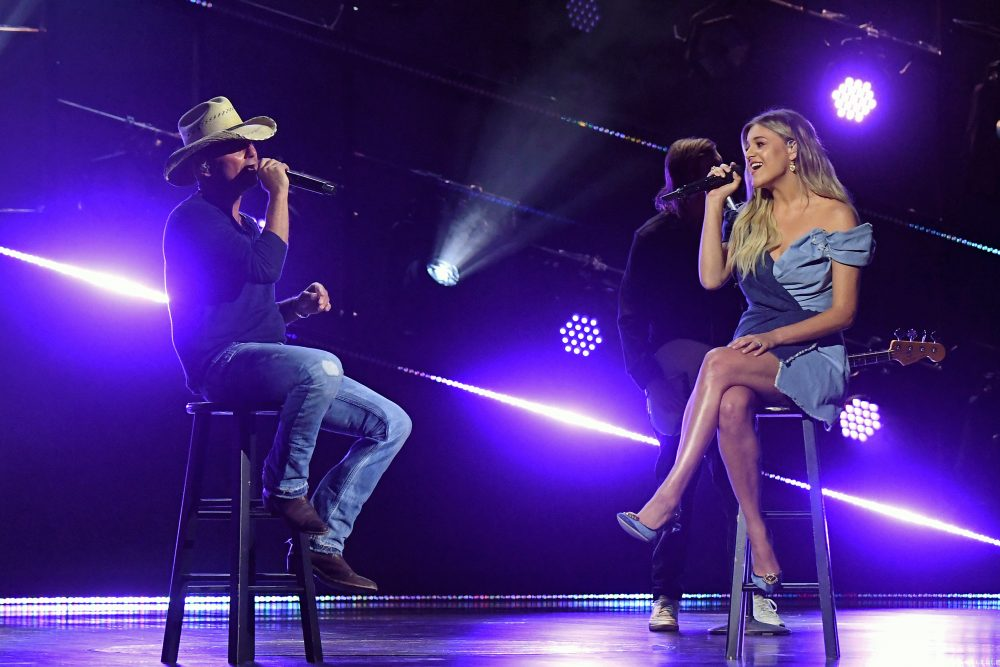 Kelsea Ballerini and Kenny Chesney Bring Their 'Hometown' to ACM Awards Performance