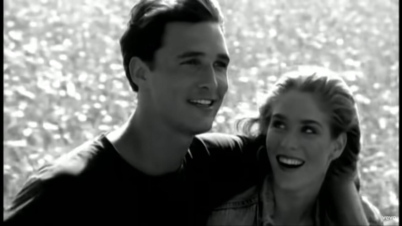 Matthew McConaughey Talks Trisha Yearwood's 'Walkaway Joe' Music Video on 'The Justin Moore Podcast'