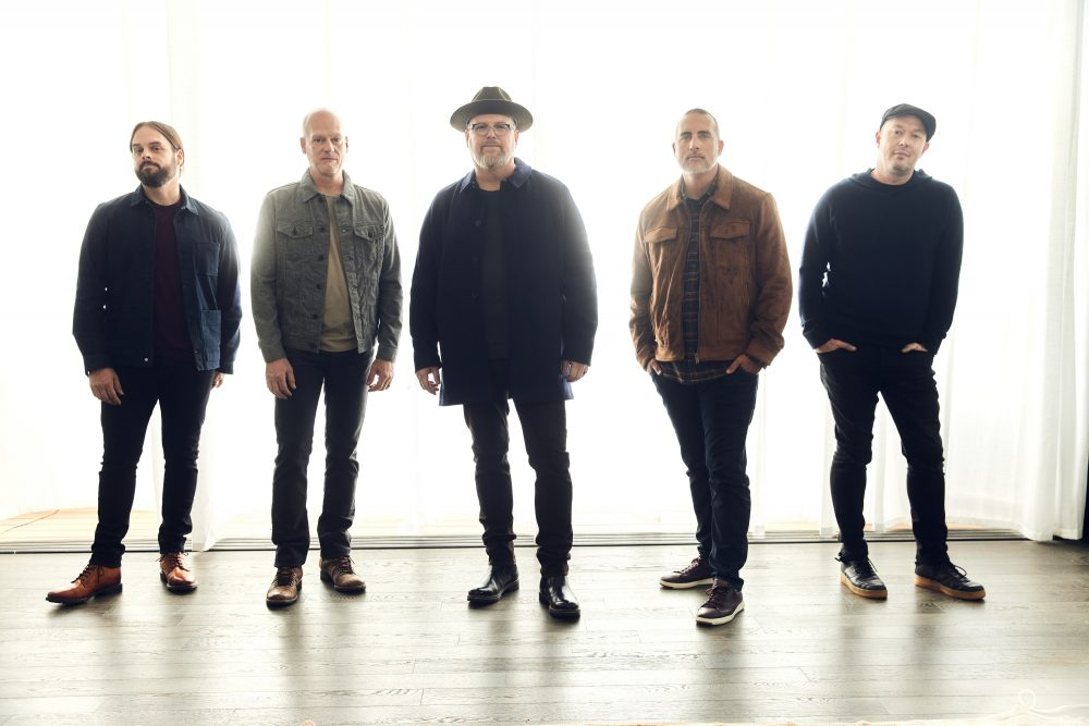 MercyMe and Gary LeVox Spread 'A Little Love' on New Collaboration