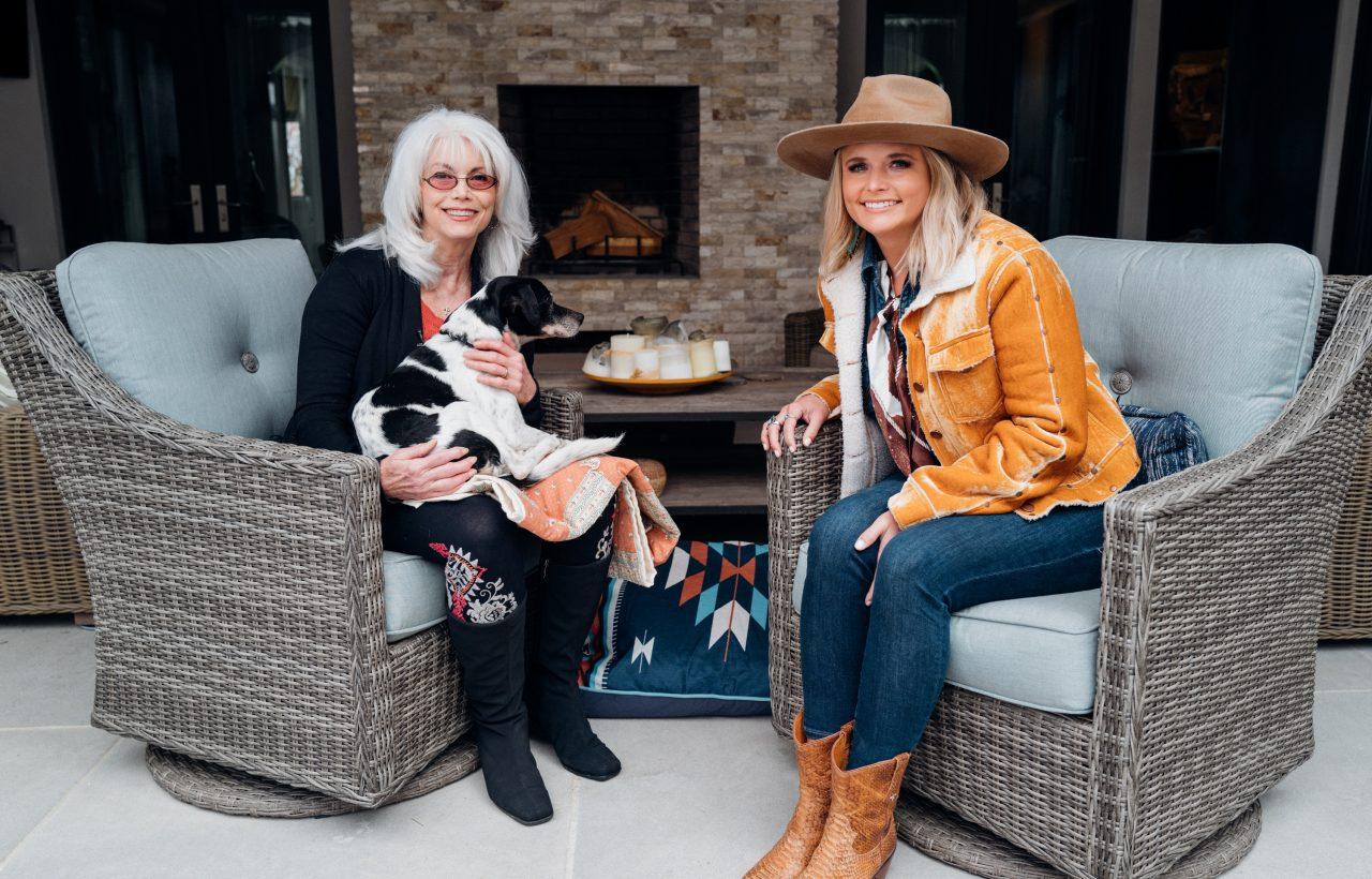 Miranda Lambert Upping Efforts to Get Shelter Pets Adopted