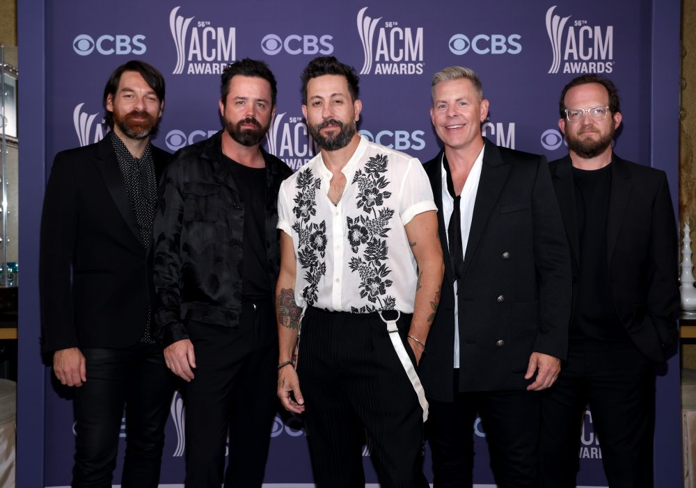 Old Dominion Plans The Band Behind the Curtain Tour