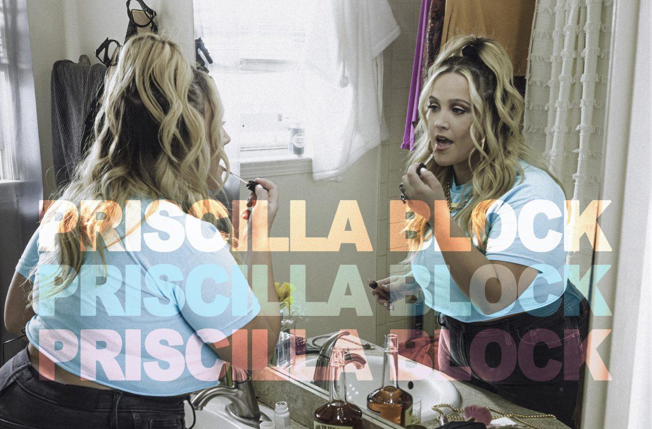 Breakout Star Priscilla Block Plots Self-Titled Debut EP Release
