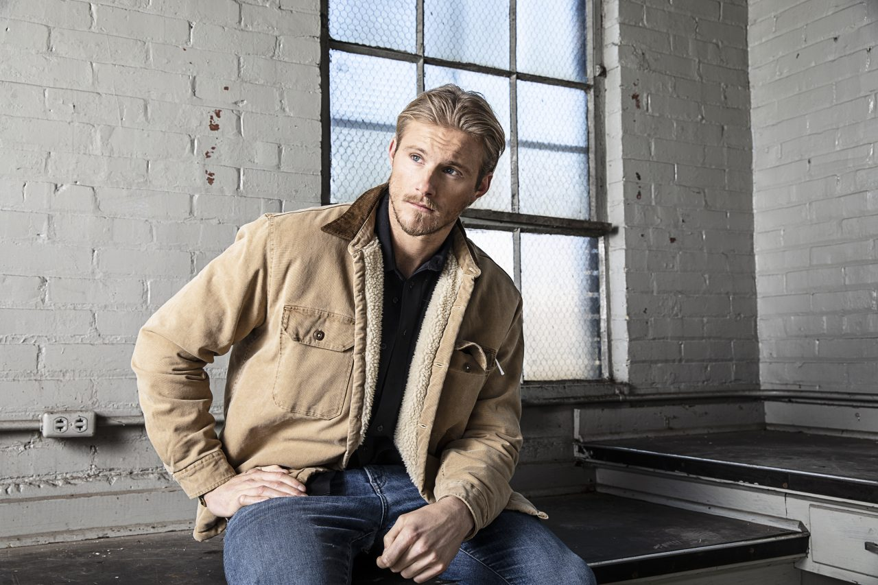 Alexander Ludwig Signs with BBR Music Group, Announces Debut EP
