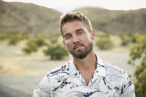 Brett Young Preps All-Star Christmas Album and CMT Special