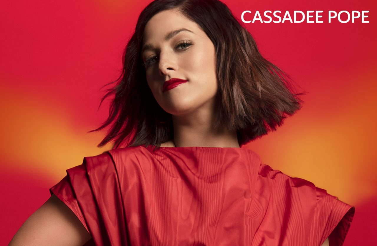 Cassadee Pope Goes Supernova on 'What the Stars See' Collab