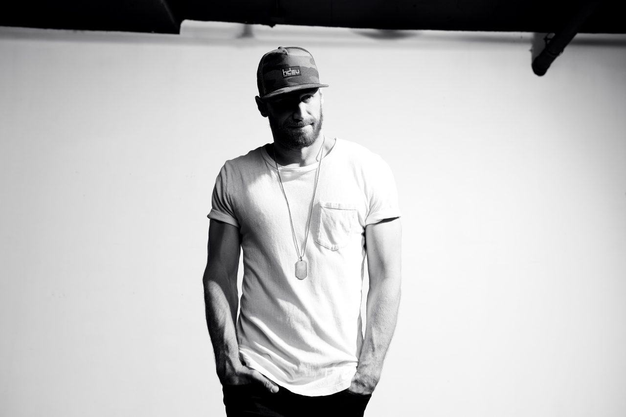 Chase Rice Asks the Big Questions in 'If I Were Rock & Roll'