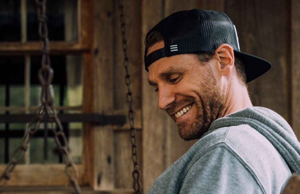 Chase Rice Follows Number One Hit With Intimate Concert Series
