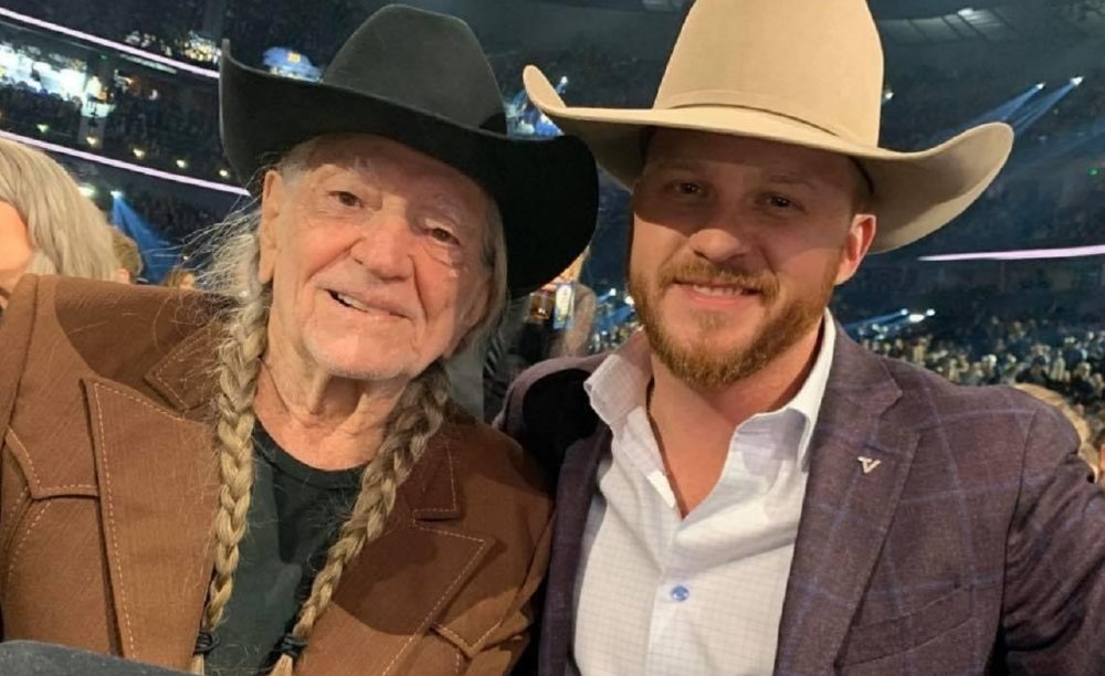 Cody Johnson and Willie Nelson Revive 'Sad Songs and Waltzes'