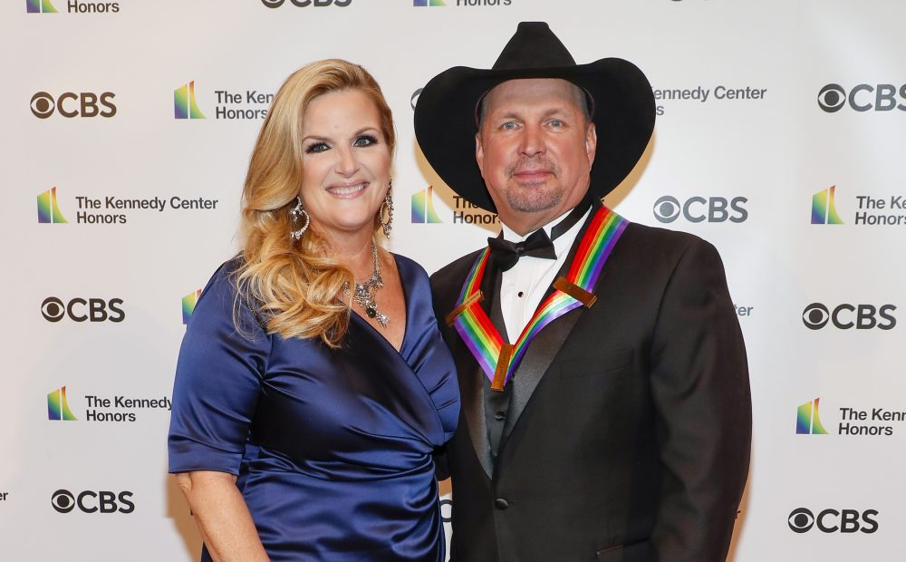 Garth Brooks Posts Photos After Kennedy Center Honors Ceremony