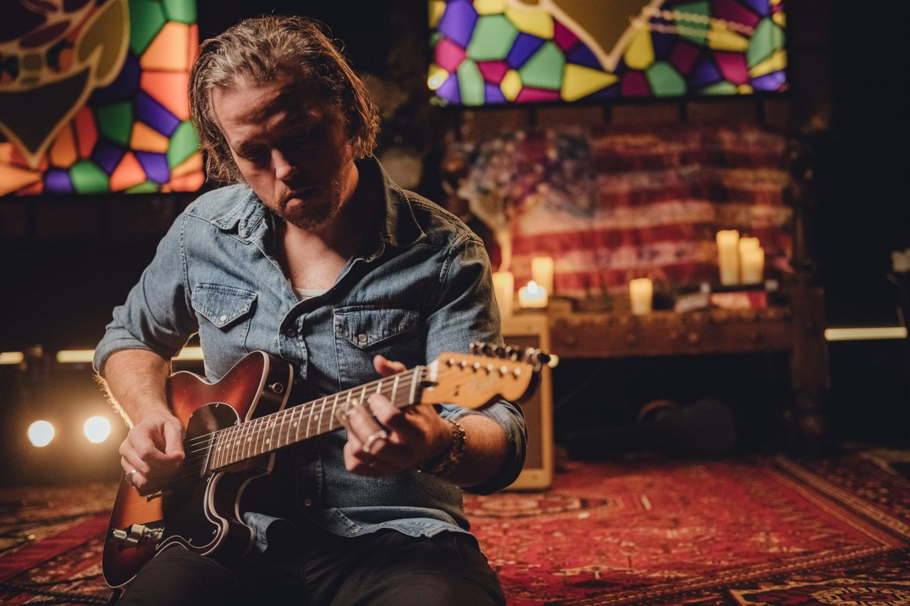 Jason Isbell Teams With Fender for Signature Telecaster