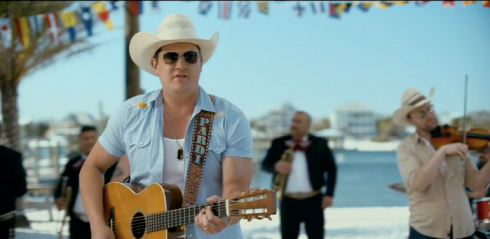 Jon Pardi Casts His Dog, Cowboy, in 'Tequila Little Lime' Video
