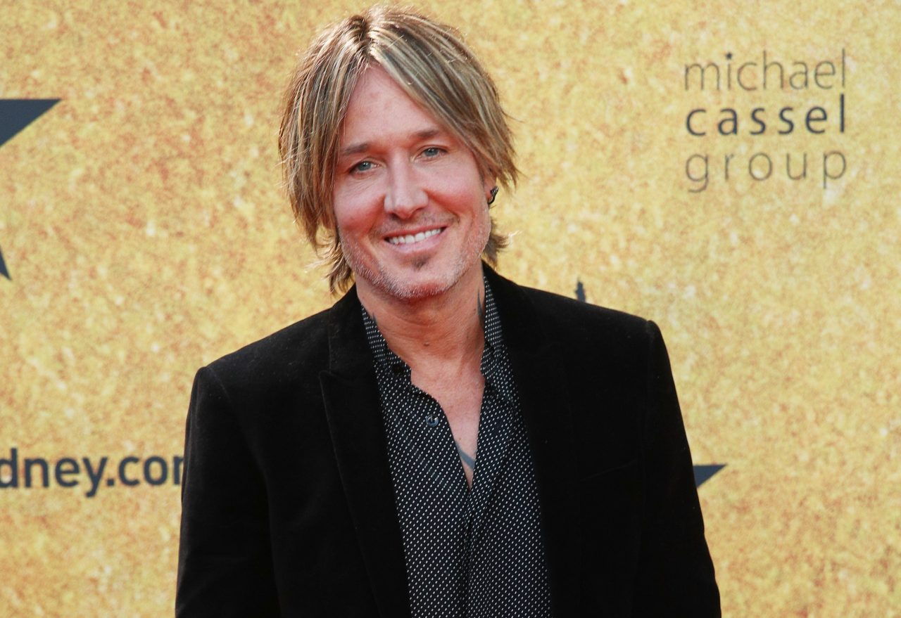 Keith Urban Chats Up the 'TODAY' Show With Scary Eye Condition
