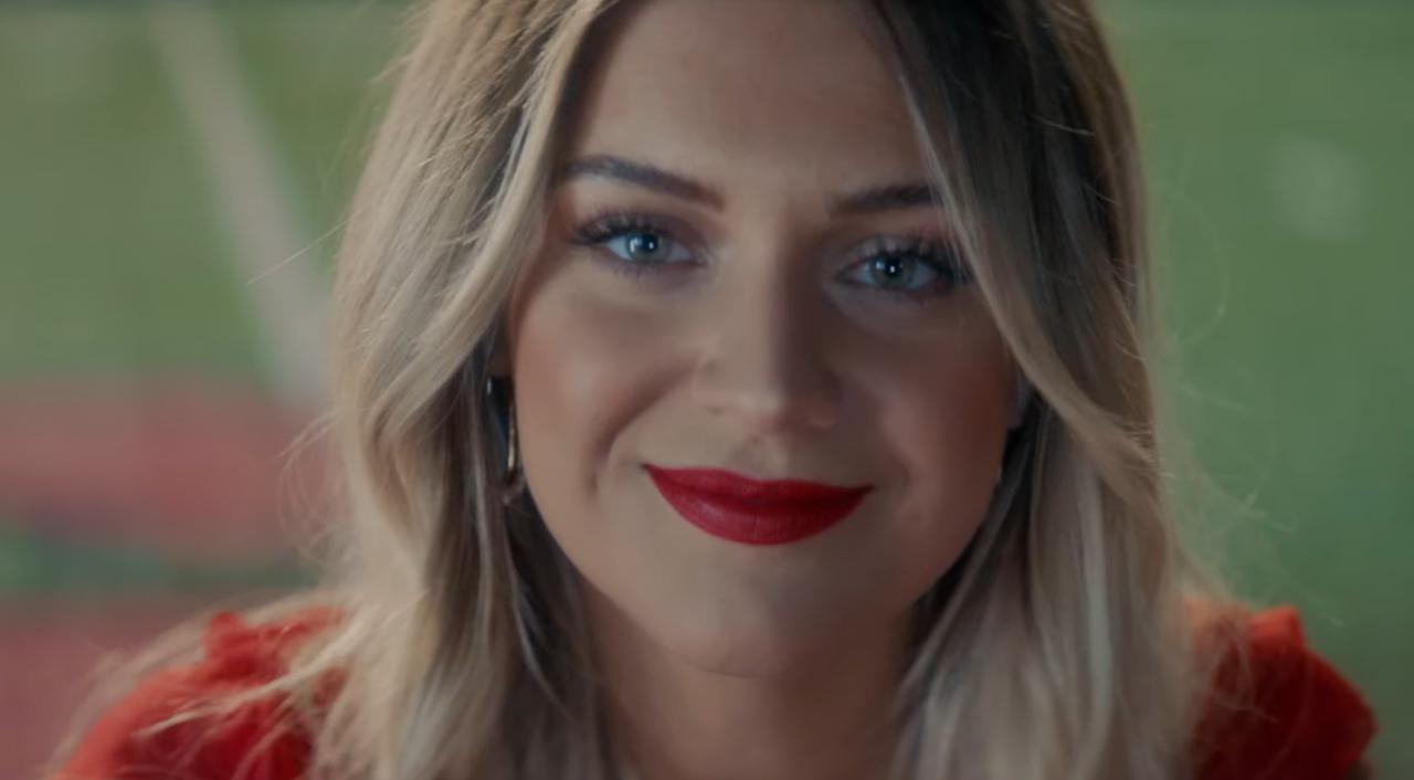 Kelsea Ballerini Plays 'What If' in 'half of my hometown' Video