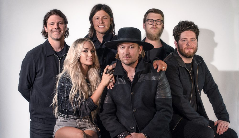 Carrie Underwood Joins NEEDTOBREATE for 'I Wanna Remember'