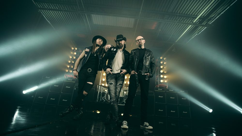 The Road Hammers Are 'Back At It' In New Live Performance Video