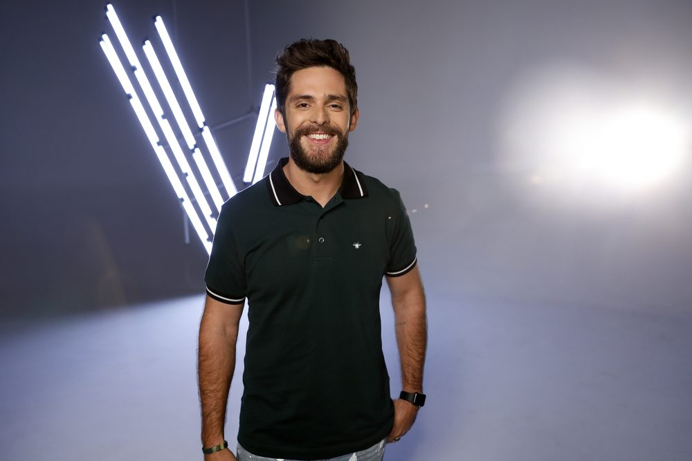 Thomas Rhett Gets 'Country Again' With Reflective 'Voice' Performance