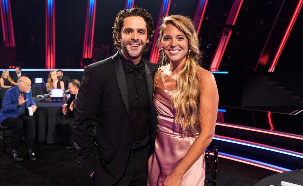 Thomas Rhett and Wife Expecting Fourth Baby Girl