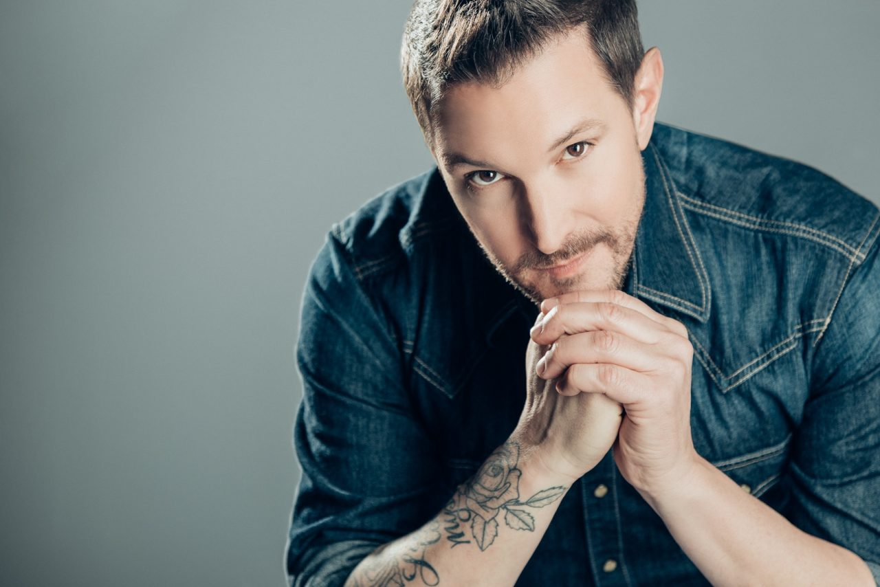 Ty Herndon Recalls His Coming Out Story for Pride Month