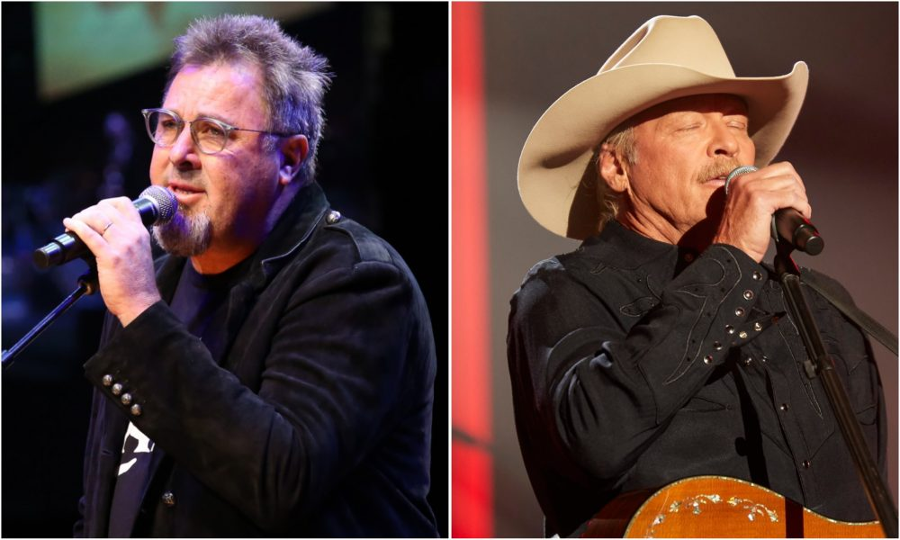 Vince Gill, Alan Jackson and More to Perform on PBS Memorial Day Concert