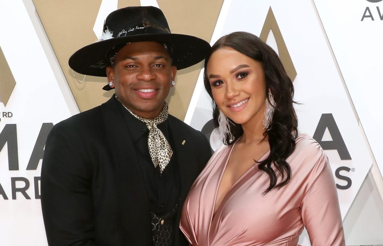 Jimmie Allen and Wife Alexis Share Wedding Photos