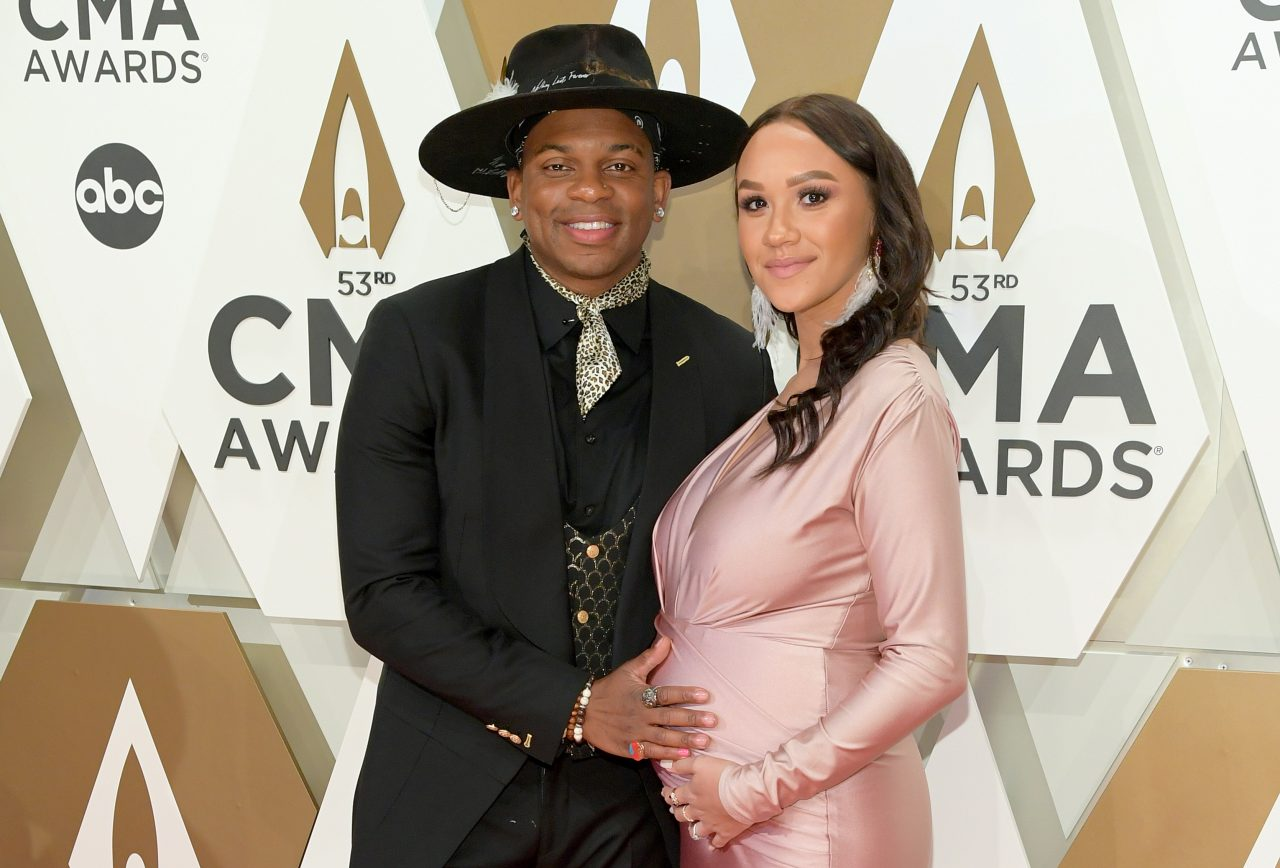 Jimmie Allen and Wife Expecting Baby Number Two