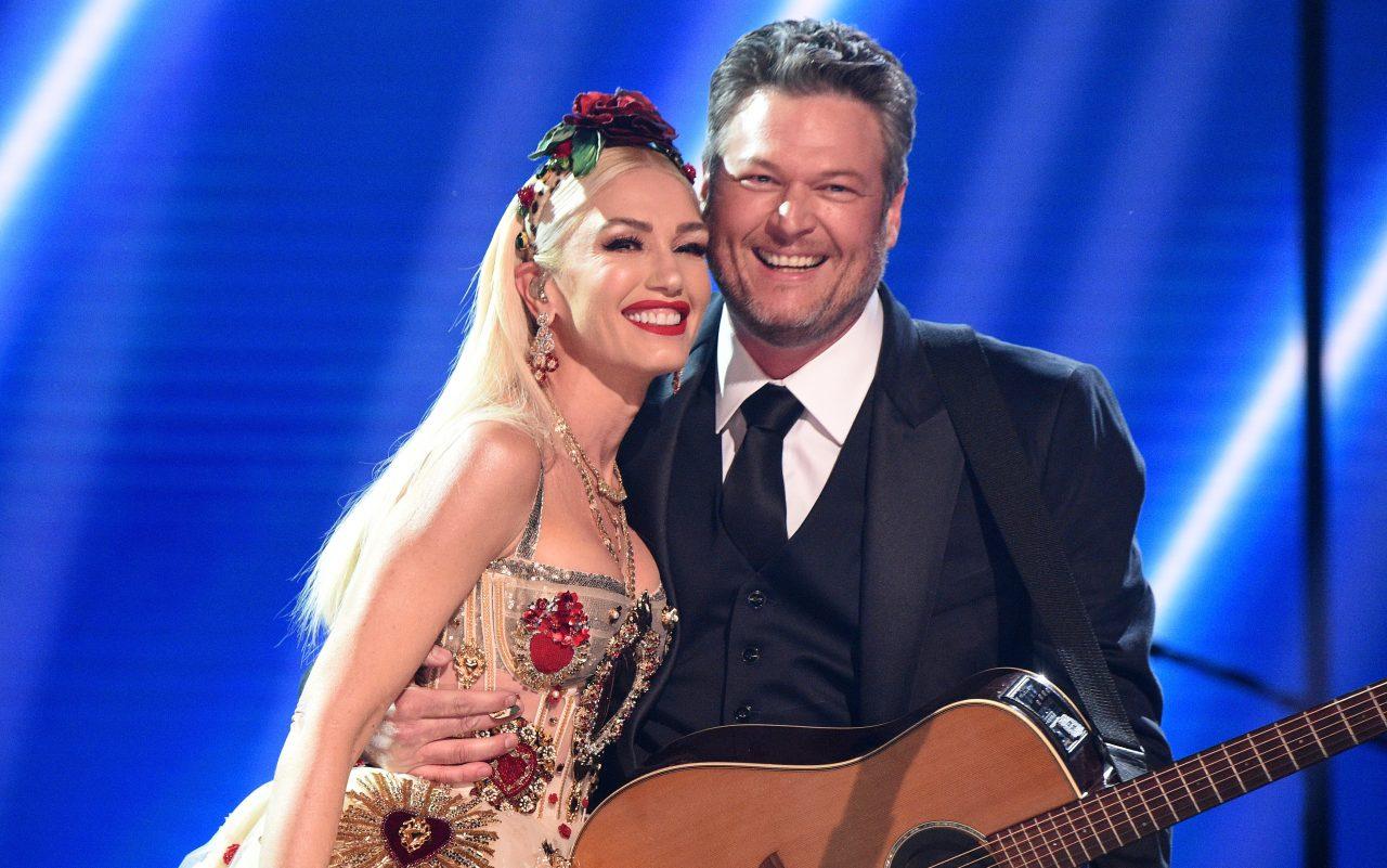 Blake Shelton Says He's Still Starstruck by Fiancée Gwen Stefani