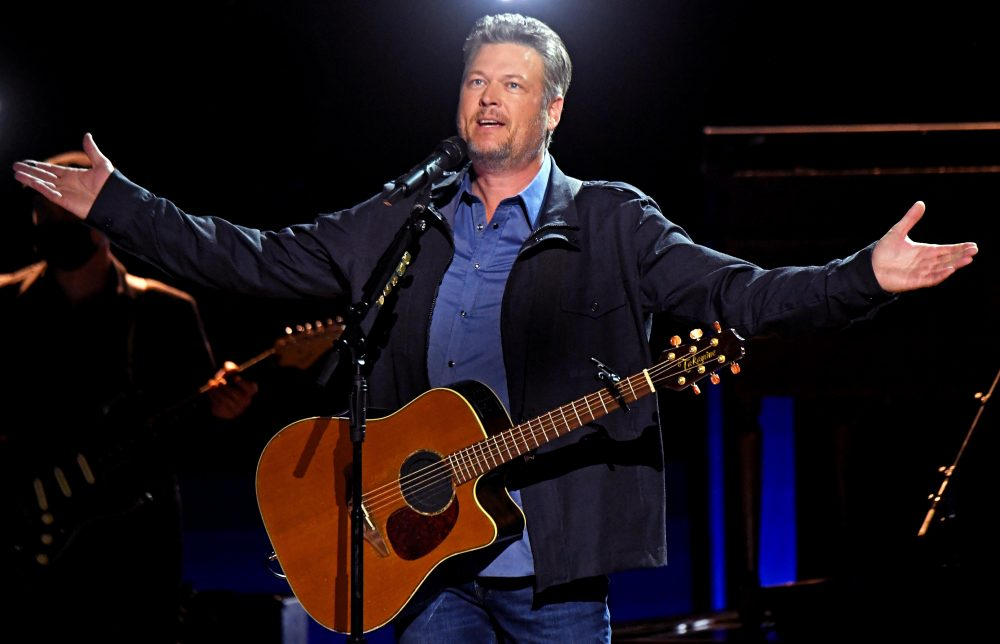 Blake Shelton Joins Macy's Fourth of July Fireworks Lineup
