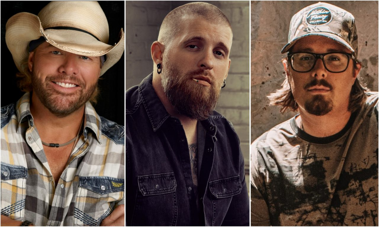 Brantley Gilbert, Toby Keith and Hardy Team for 'The Worst Country Song'